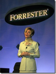 Shar VanBoskirk, VP, Principal Analyst, Forrester Research, Forrester Marketing Forum 2009