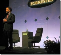 Wharton Professor David Reibstein at Forrester Marketing Forum