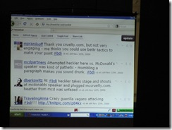 Twitter feed at BDI Social Consumer Case Study - get your tweets here