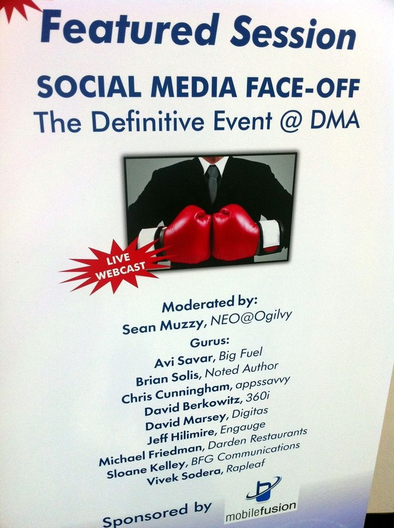 Dma shootout