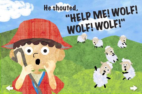 Wolf wolf wolf