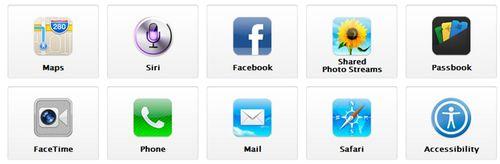 Ios 6 icons