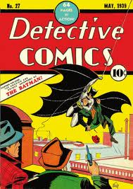 Batman 1st appearance
