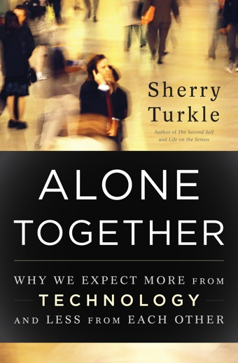 Alone together turkle