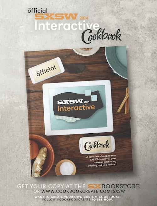 Cookbook sxsw